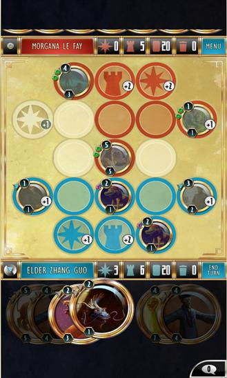 RPG Cabals: Magic and battle cards for smartphone