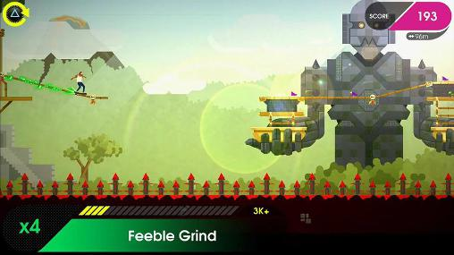 Sports games OlliOlli 2: Welcome to Olliwood for smartphone