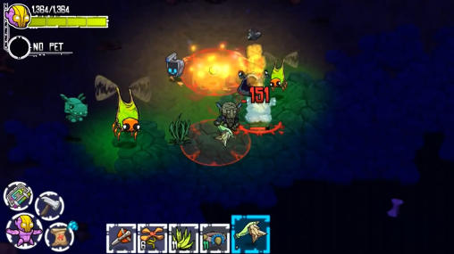 Crashlands: Alpha para Android