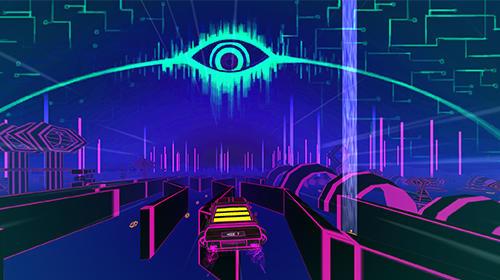 Cyberdrive 2077截图