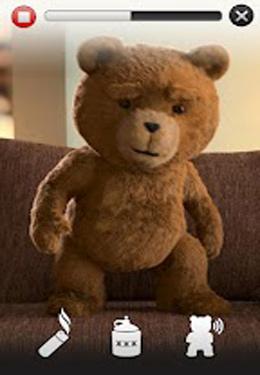 Screenshot Sprechender Ted. Unzensiert auf dem iPhone