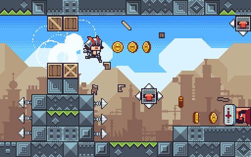 Gravity dash: Runner game screenshot 4