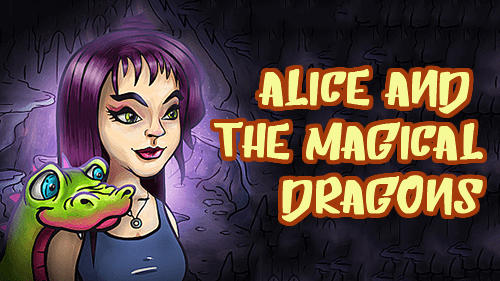 Alice and the magical dragons скриншот 1