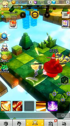 RPG-Spiele Legends knight RPG für das Smartphone