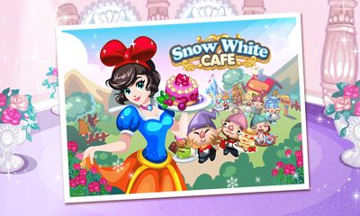 Snow White Cafe Screenshot