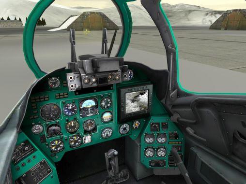 Simulation Mi-24 Hind: Flight simulator für das Smartphone