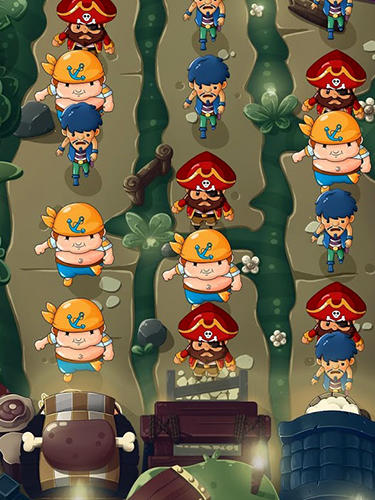 3 happy pirates para Android