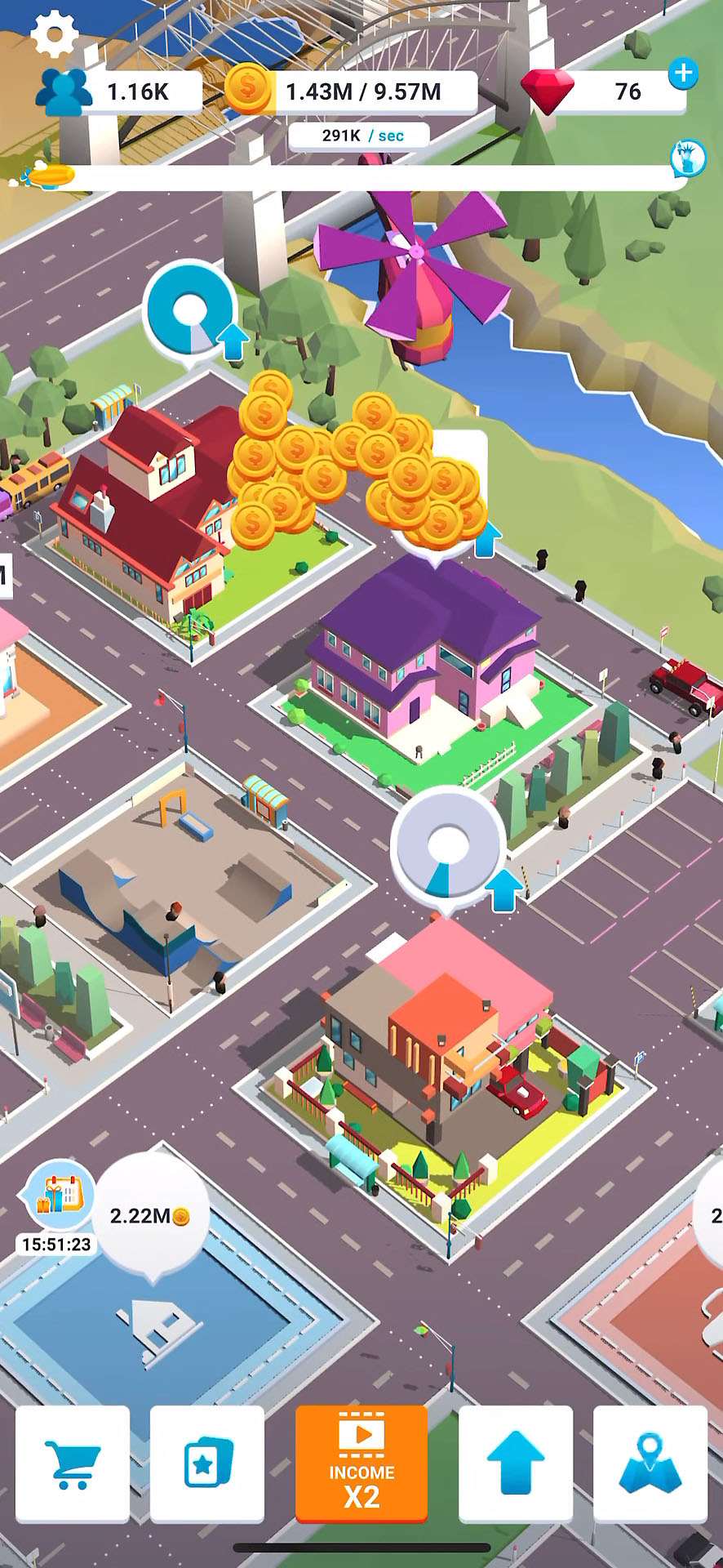 Hype City - Idle Tycoon for Android
