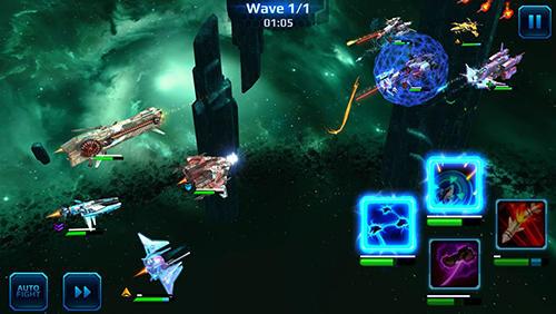 Onlinespiele Star conflict heroes für das Smartphone