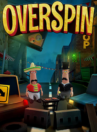 Overspin: Night run Screenshot