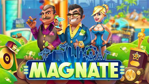 Magnate: Capitalist manager Symbol