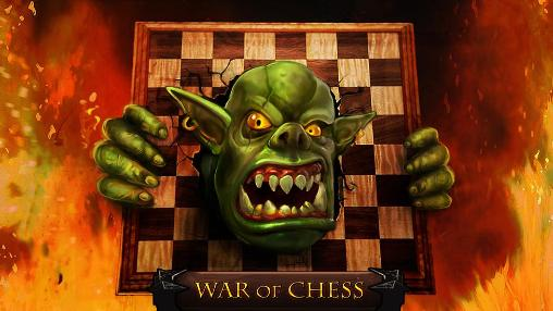 War of chess icon