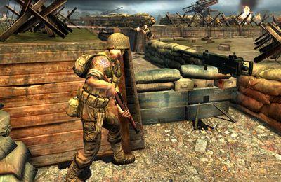Jogos de ação: faça o download de Commando: A eclosão da guerra para o seu telefone