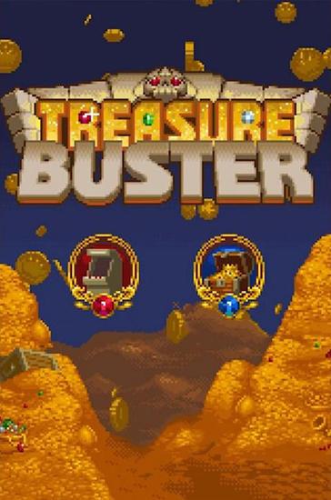 Treasure buster Screenshot