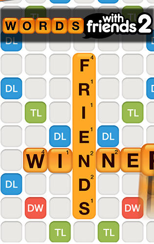 Words with friends 2: Word game скріншот 1