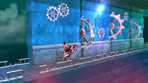 d'arcade King of bikes pour smartphone