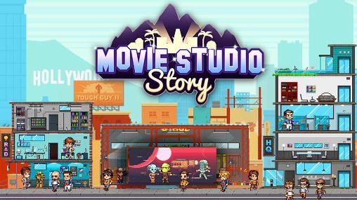 Movie studio story icône