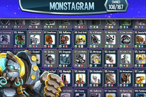 Monster Legenden für iPhone
