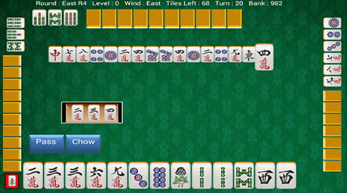 Hong Kong style mahjong for Android