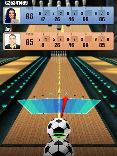 Bowling clash 3D für Android