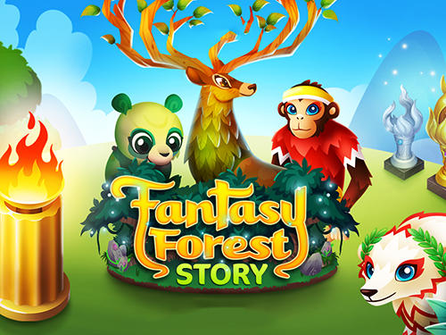 Fantasy forest: Summer games screenshot 1