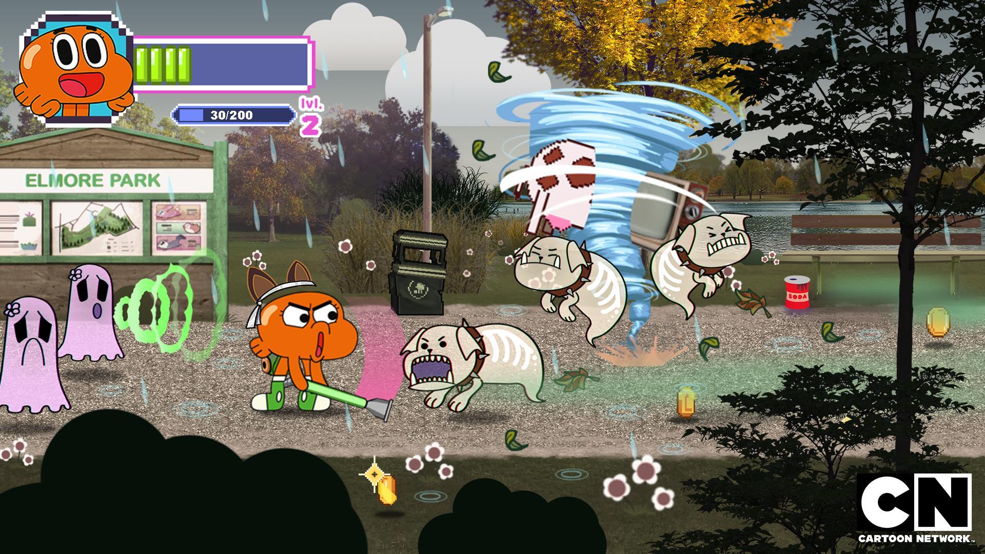 Gumball Ghoststory! captura de pantalla 1