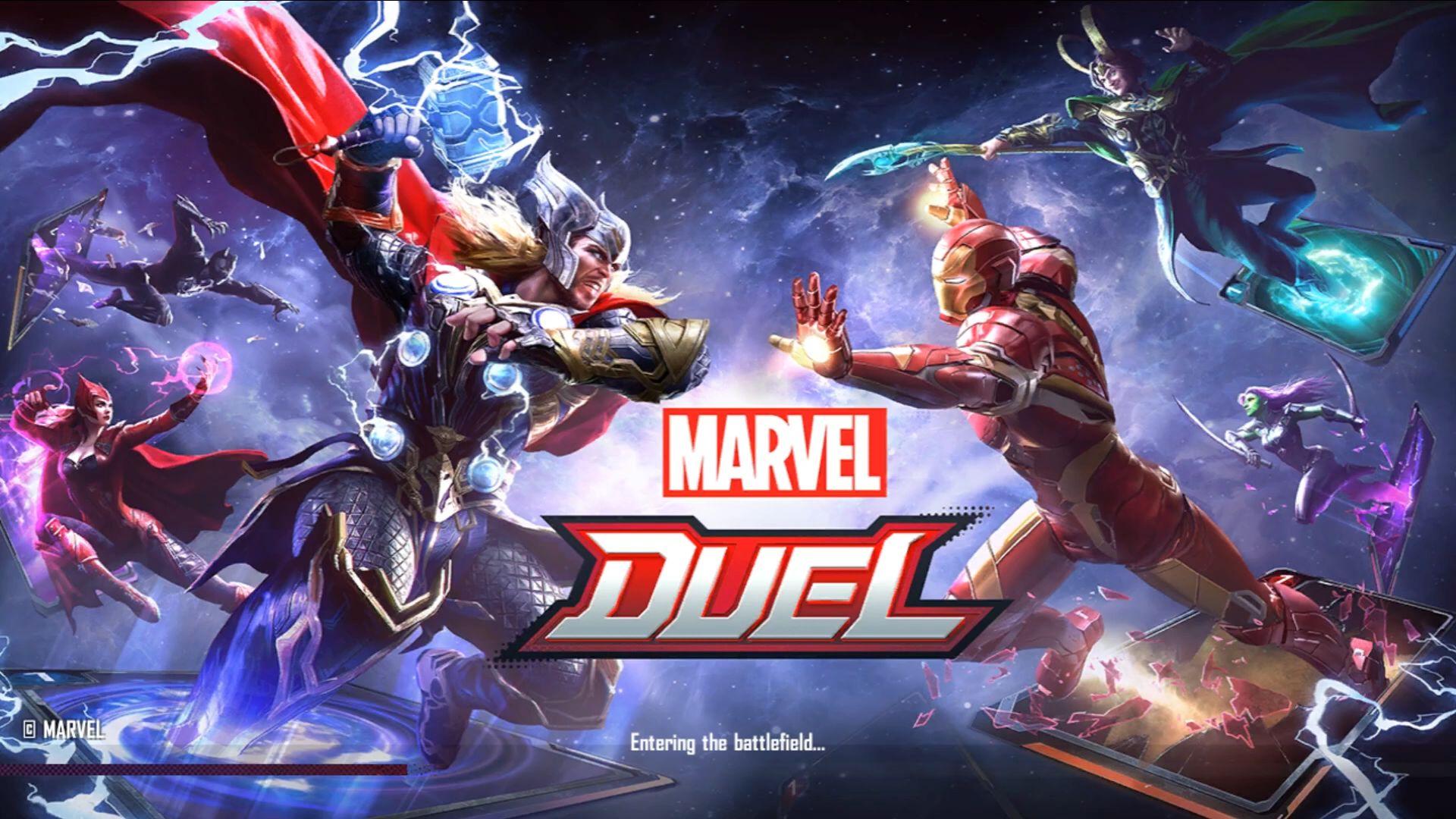 MARVEL Duel スクリーンショット1