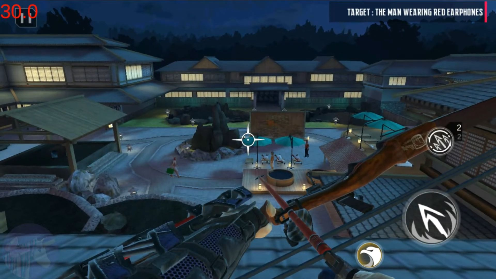 Ninja's Creed: 3D Sniper Shooting Assassin Game для Android