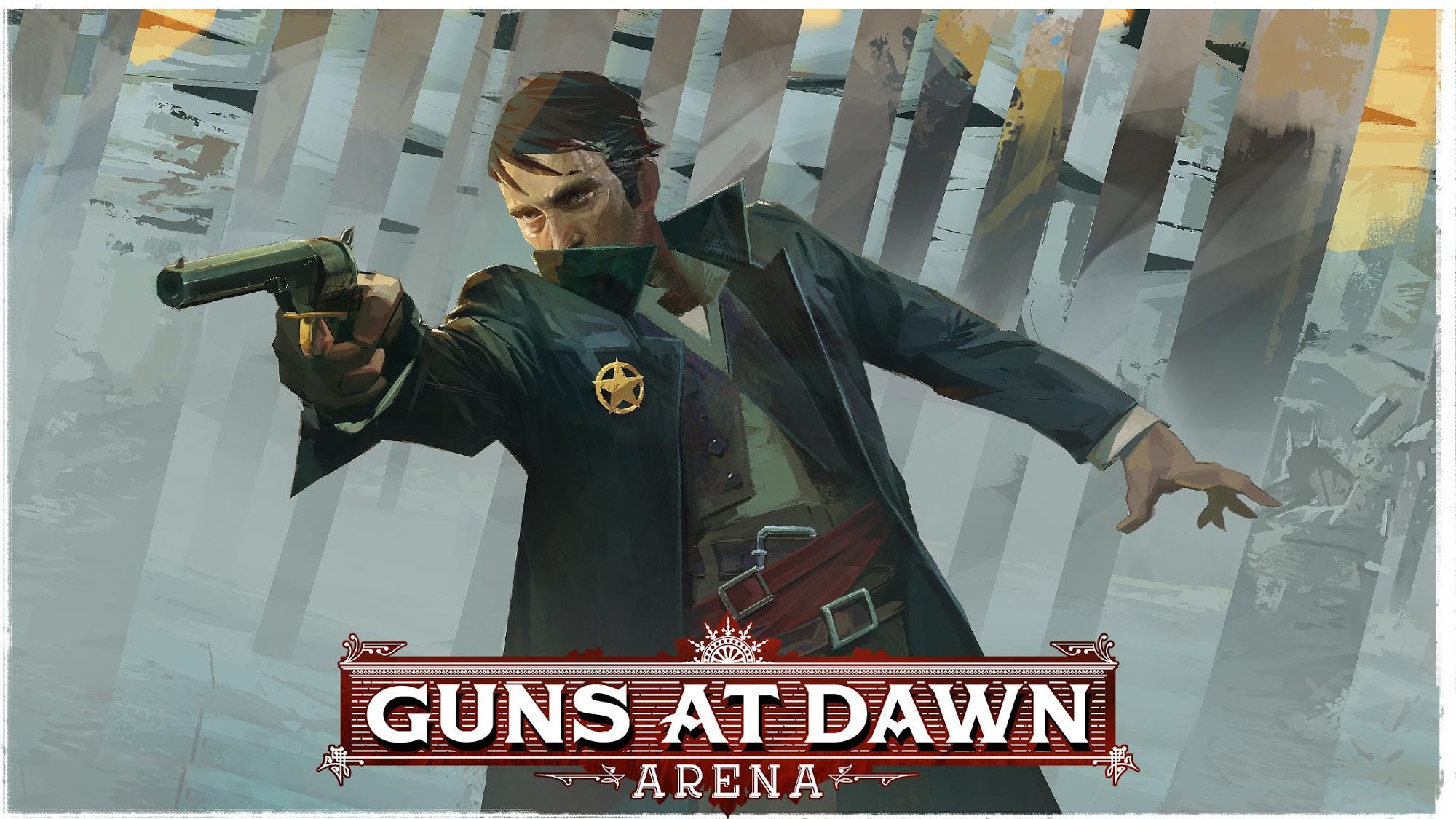 Guns at Dawn: Shooter Arena Online BETA screenshot 1