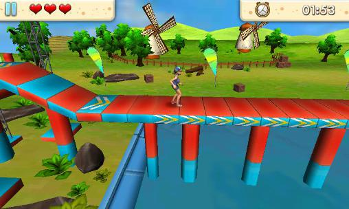 Amazing run 3D für Android