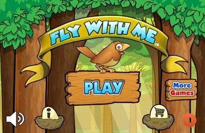 Vole avec moi! en russe
