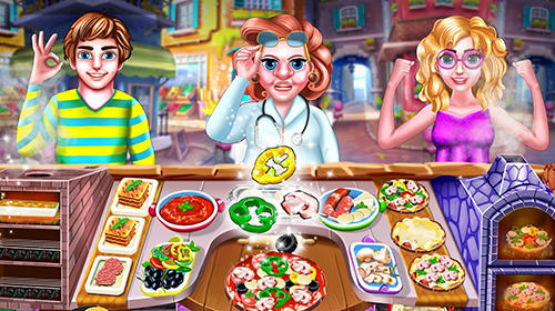 Cooking story crazy kitchen chef restaurant games auf Deutsch