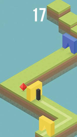 Arcade-Spiele Trio für das Smartphone