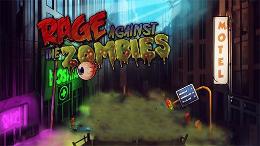 Rage against the zombies captura de tela 1