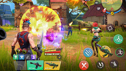 Ride out heroes para Android