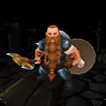 Treasure hunter. Dungeon fight: Monster slasher Symbol