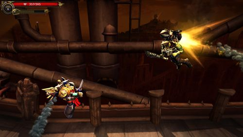 Action games: download Warhammer 40 000: Carnage to your phone