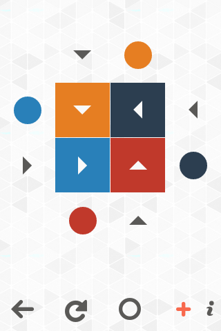 Game about squares screenshot 2