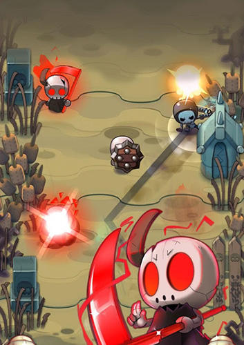 Nindash: Skull valley for Android