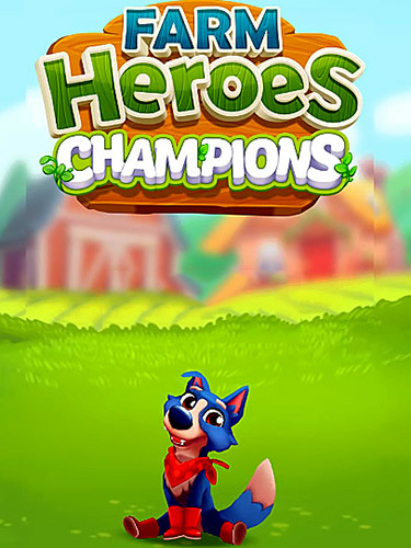 Farm heroes champions screenshot 1