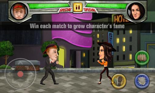Celebrity: Street fight para Android