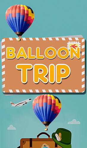 Balloon trip: Word diary captura de pantalla 1