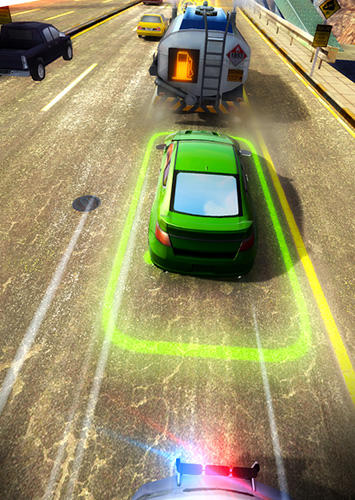 Highway getaway: Chase TV pour Android