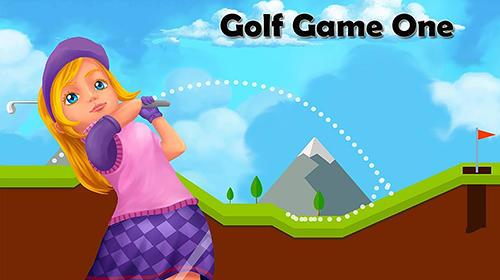 Golf game one Screenshot