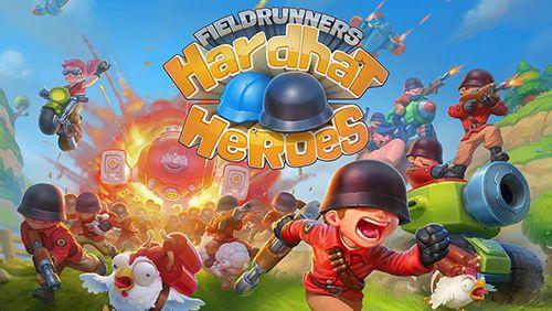 logo Feldrenner: Harthut-Helden