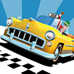 Иконка Crazy taxi: City rush