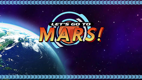 Let's go to Mars! Symbol