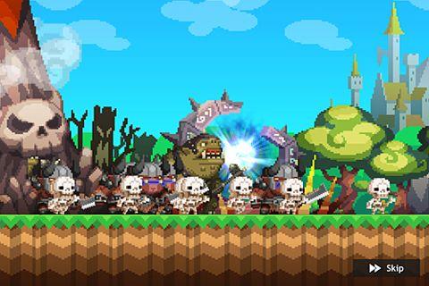 Arcade-Spiele: Lade Faraway Kingdom: Drachenjäger auf dein Handy herunter