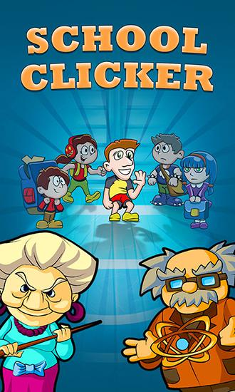 School clicker: Click the teacher! Screenshot
