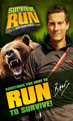 Survival Run with Bear Grylls capture d'écran 1